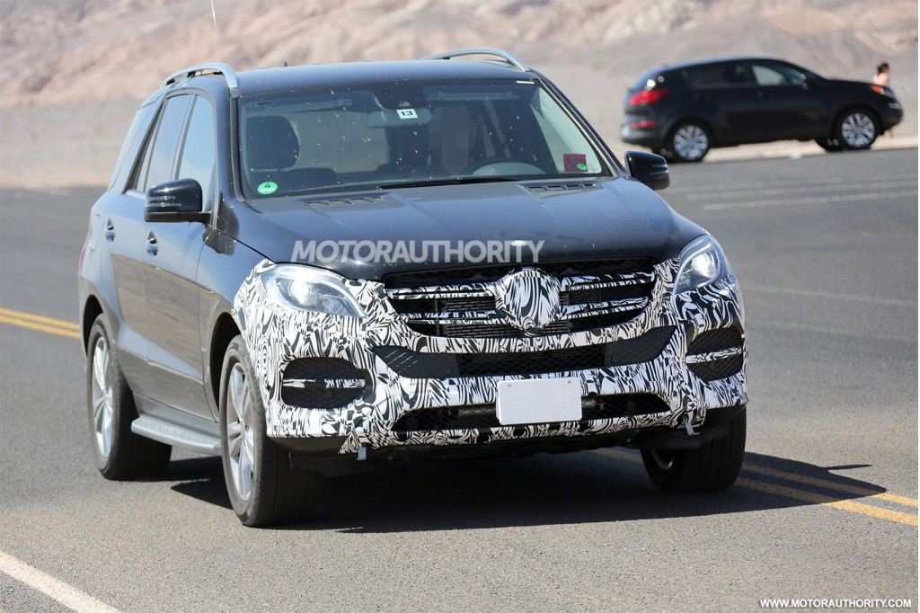 mercedes to rename m class the gle in suv nameplate shakeup report - Mercedes Suv 2015 M Class