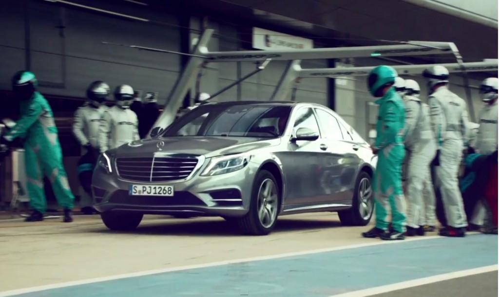 2015 Mercedes-Benz S500 Plug-In Hybrid