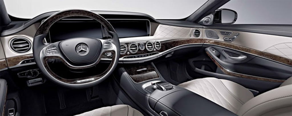 2015 Mercedes-Benz S600 leaked