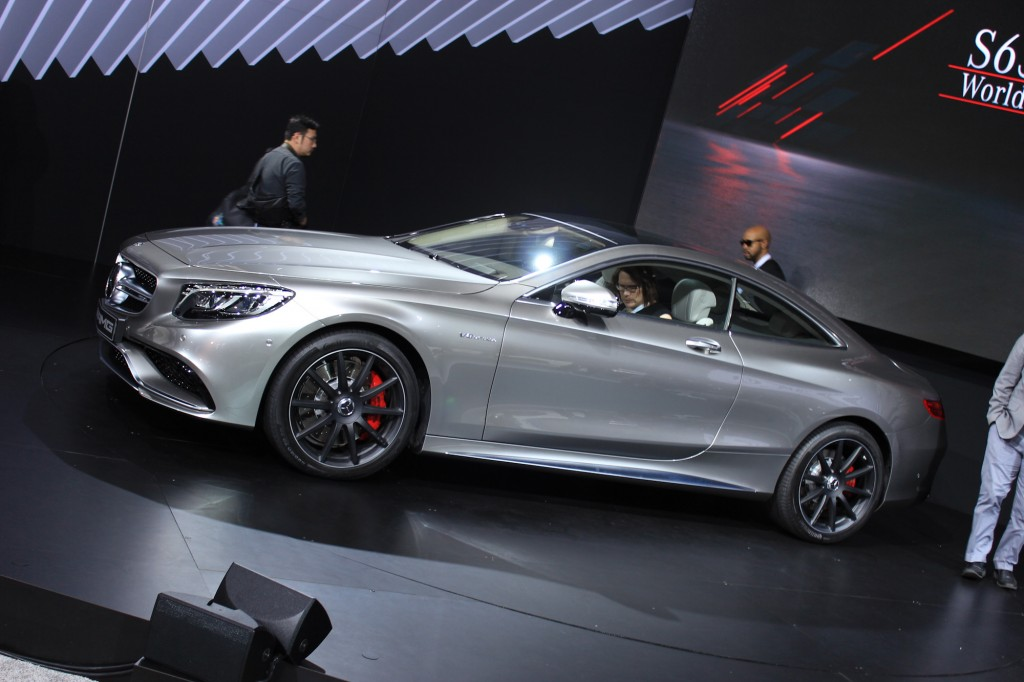 2015 mercedes benz s63 amg coupe video preview - Mercedes Benz S63 Amg 2014