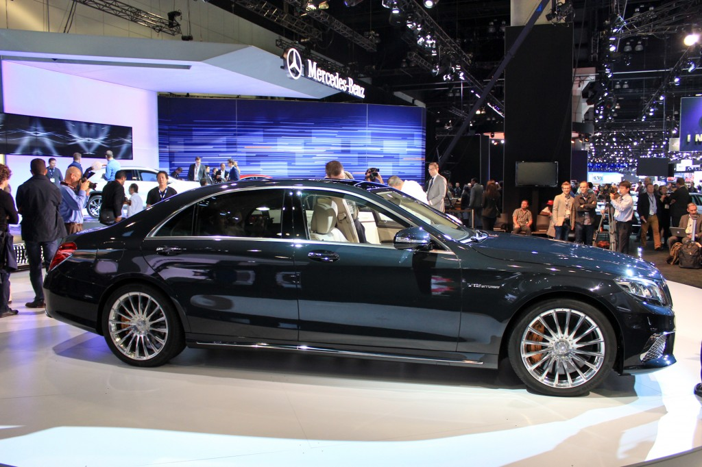 2015 mercedes benz s65 amg revealed video live photos