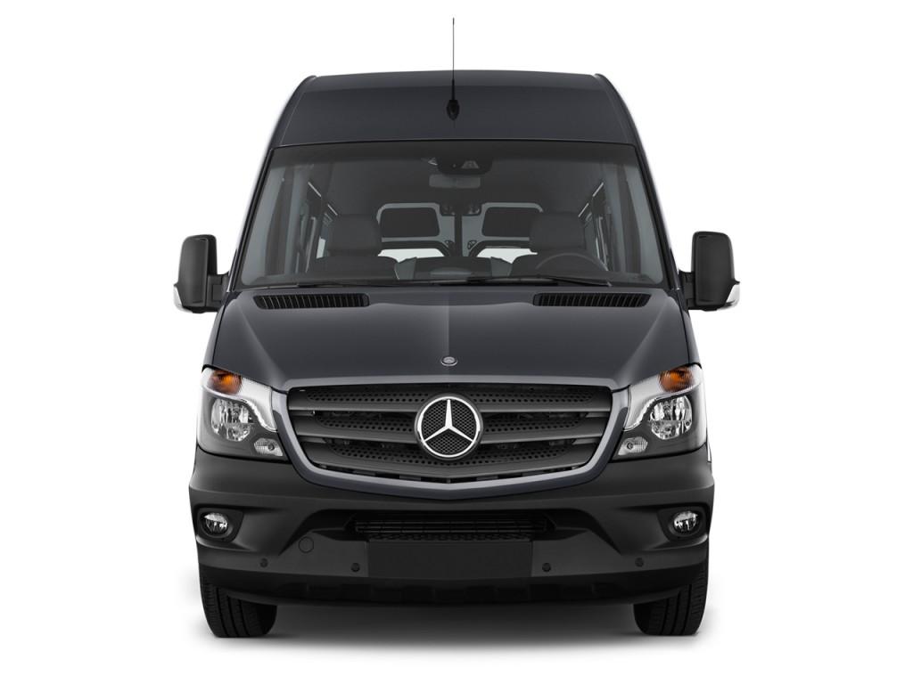 Image 2015 mercedes benz sprinter passenger vans rwd 2500 for Mercedes benz sprinter passenger van