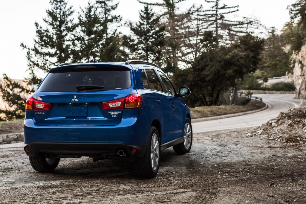 Image: 2015 Mitsubishi Outlander Sport 2.4 GT, size: 1024 x 682, type: gif, posted on: February ...