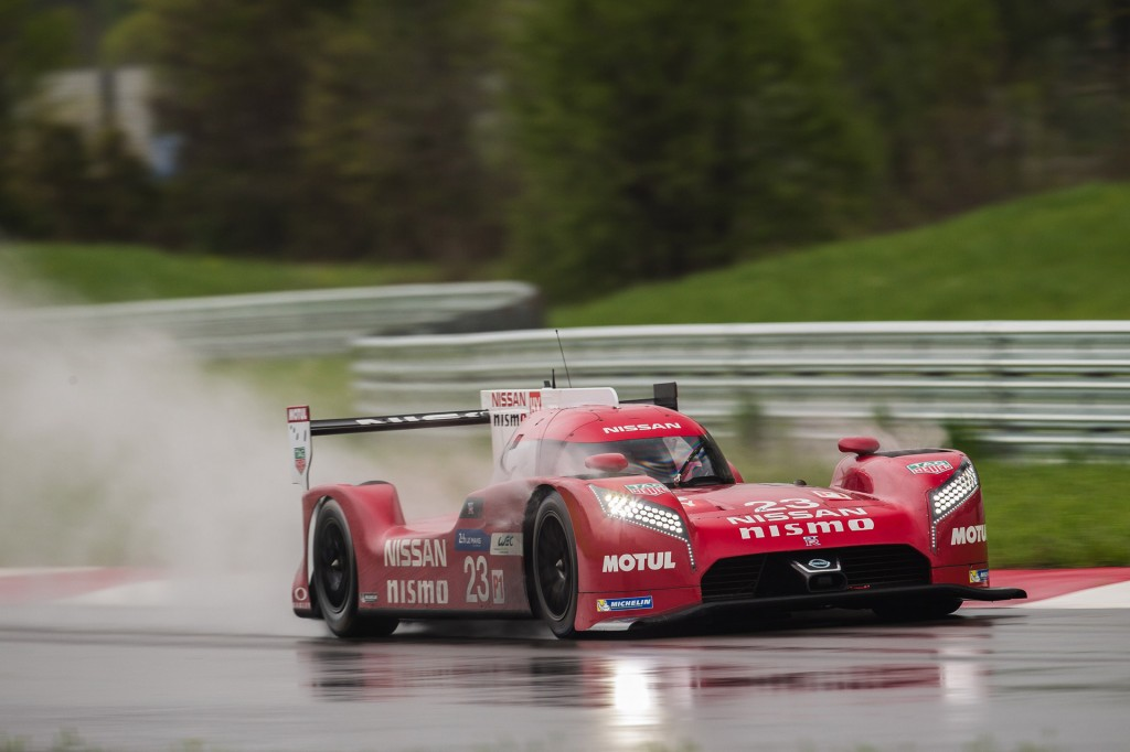 Nissan Just Killed The GTR LM NISMO LMP1 Project