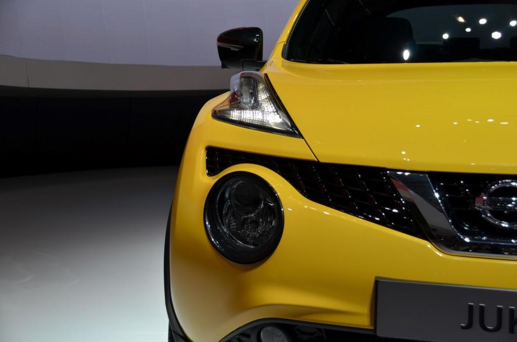 2015 Nissan Juke - 2014 Geneva Motor Show live photos