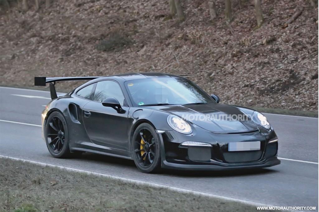 2015 porsche 911 gt3 rs may be delayed due to engine fix - Porsche 911 Gt3 2015