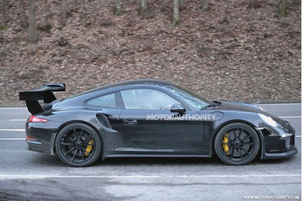 porsche 911 gt3 rs spied volvo concept estate bmw x2 todays car news - Porsche 911 Gt3 2015