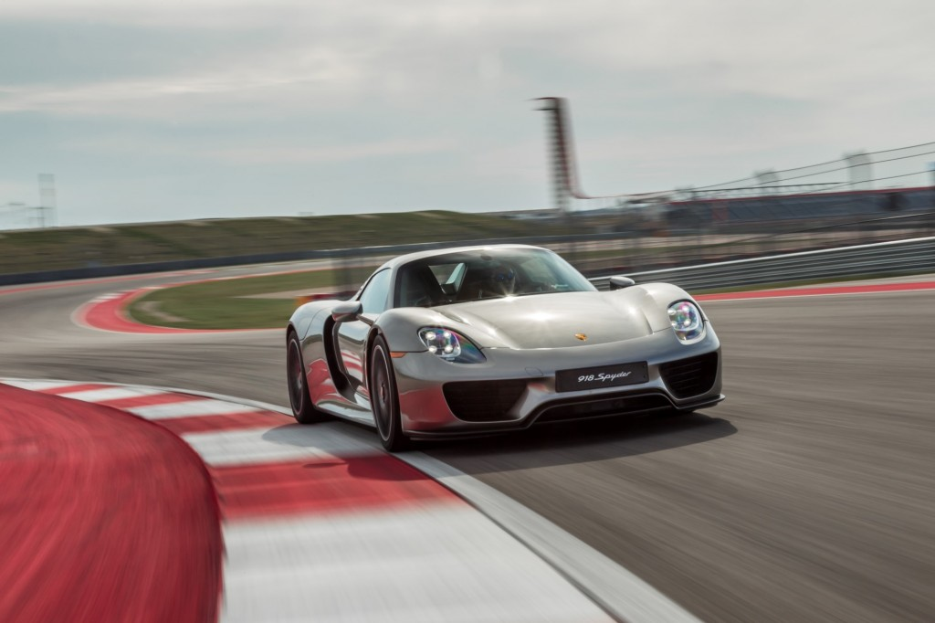 2015 porsche 918 spyder first drive review - Porsche 918 Spyder 2015