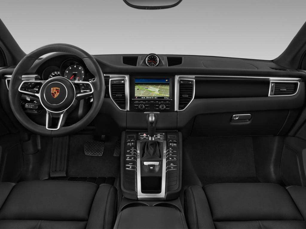 2015 porsche macan awd 4 door s dashboard - Porsche 2015 4 Door
