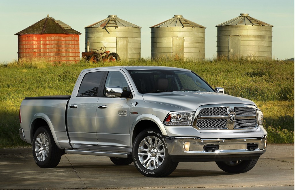 2012-2015 Ram Pickups Recalled To Fix Seatbelts, Airbags; 1.9 Million Vehicles Affected