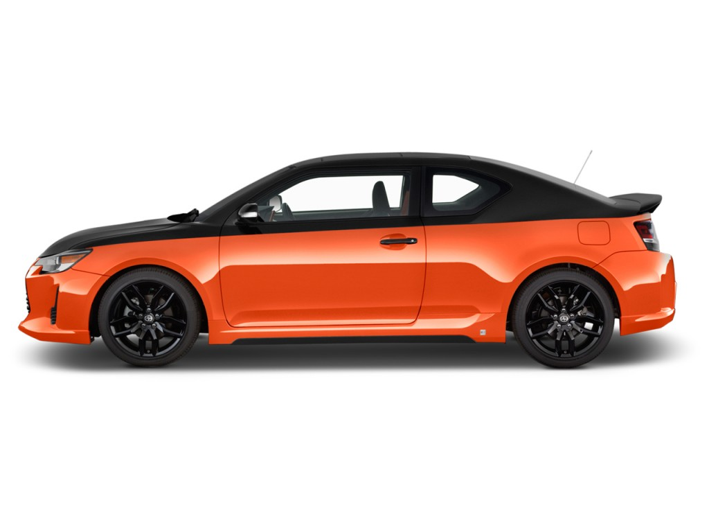 Image 2015 Scion Tc 2 Door Hb Man Release Series Natl Side Exterior View Size 1024 X 768
