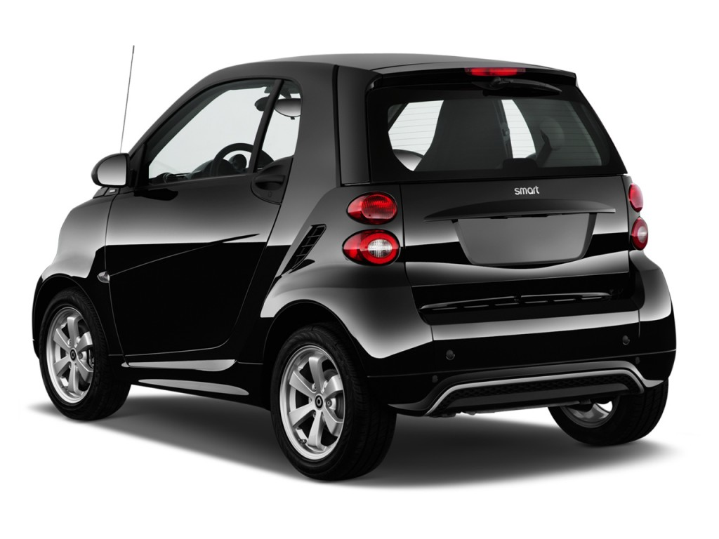 Image 2015 Smart Fortwo 2 Door Coupe Passion Angular Rear