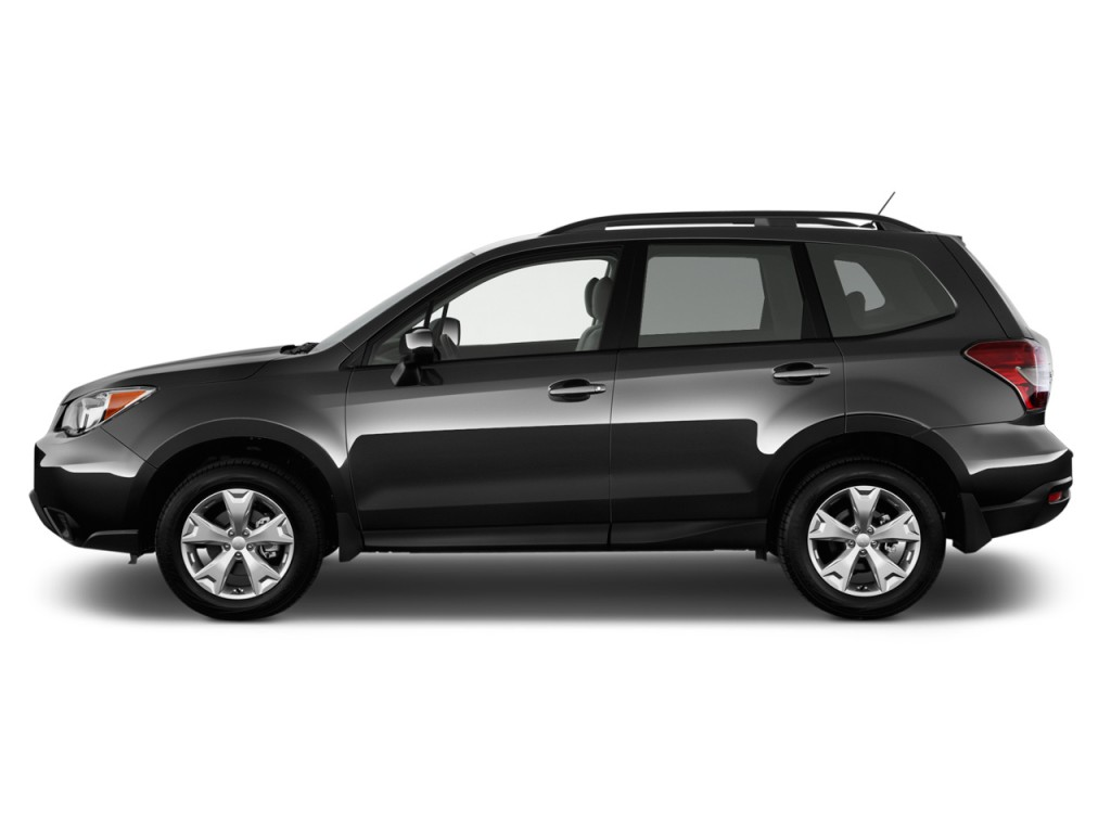 image 2015 subaru forester 4 door auto pzev side exterior view size 1024 x 768 type. Black Bedroom Furniture Sets. Home Design Ideas