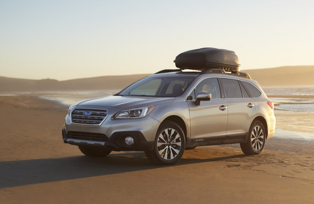 Subaru Outback Vs. Toyota Venza: Compare Cars