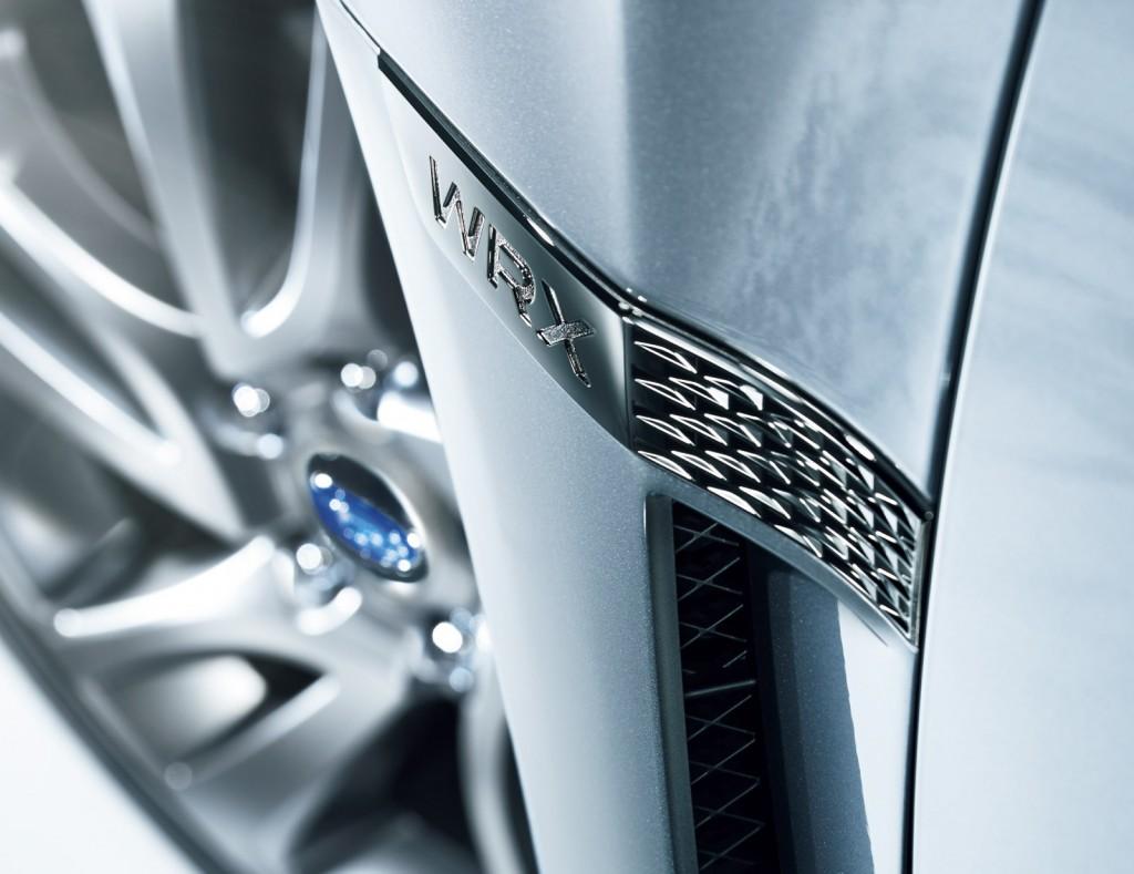 2015 Subaru WRX S4 (Japanese spec)