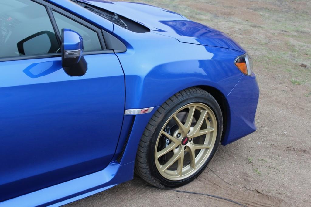 2015 Subaru WRX STI  -  First Drive  -  February 2014