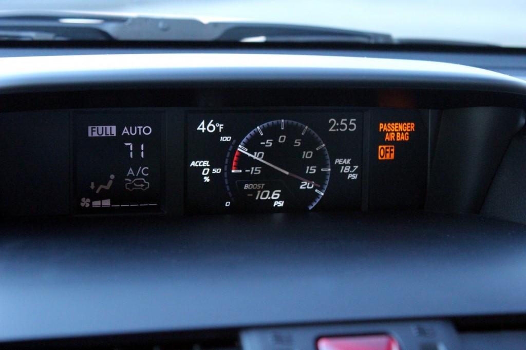 2015 Subaru WRX  -  Driven