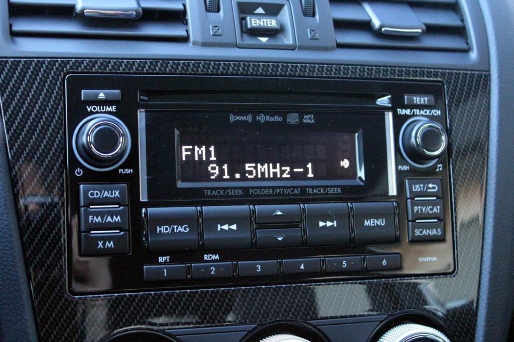 2015 Subaru WRX  -  Driven, February 2014