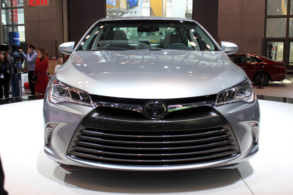 new car release april 2014Image 2015 Toyota Camry 2014 New York Auto Show size 1024 x