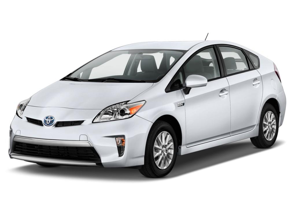2015 Toyota Prius Plug In