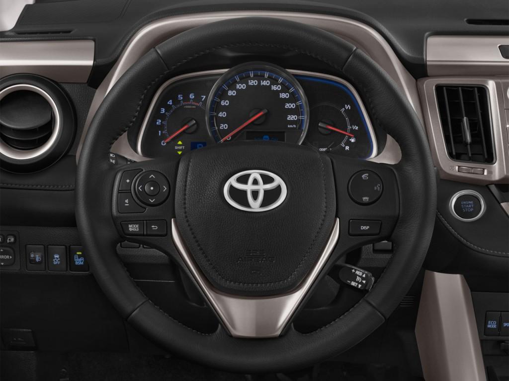 image 2015 toyota rav4 fwd 4 door xle natl steering wheel size 1024 x 76. Black Bedroom Furniture Sets. Home Design Ideas