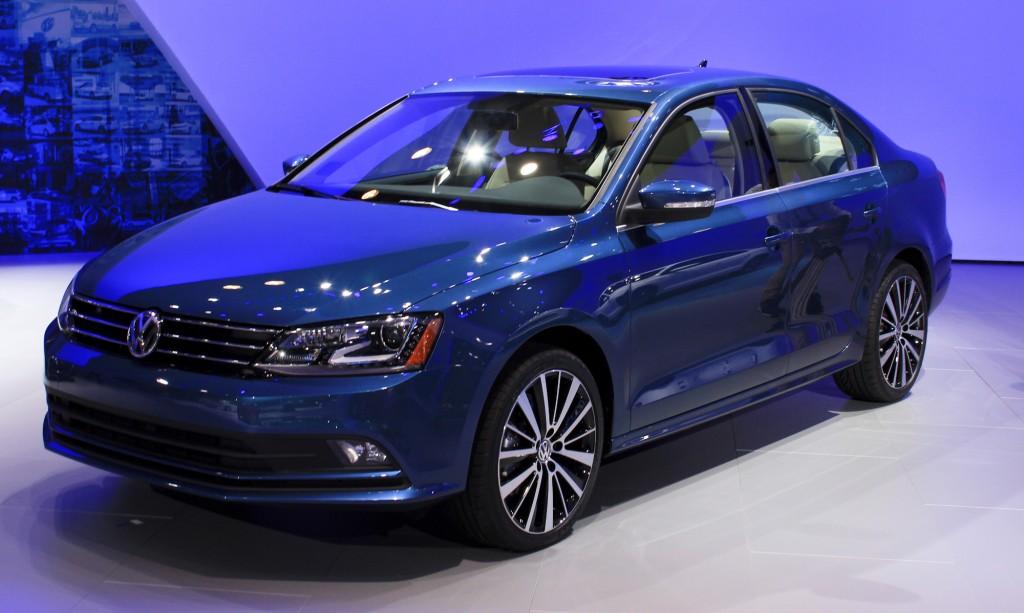 2015 Volkswagen Jetta TDI, 2014 New York Auto Show