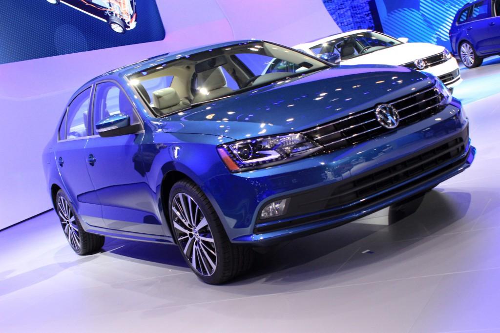 2015 VW Jetta Video: New York Auto Show