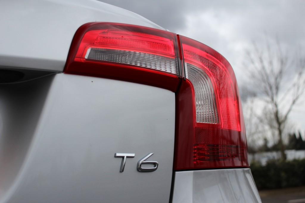 2015 Volvo S60 T6 Drive-E  -  Driven, April 2014