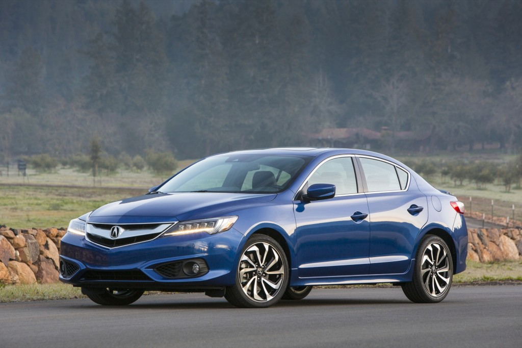 2017 Acura ILX vs. 2017 Audi A3: Compare Cars