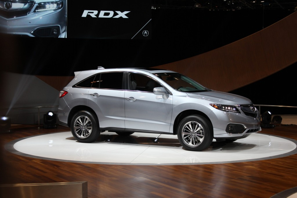 image 2016 acura rdx 2015 chicago auto show live photos size 1024 x 682 type gif posted. Black Bedroom Furniture Sets. Home Design Ideas