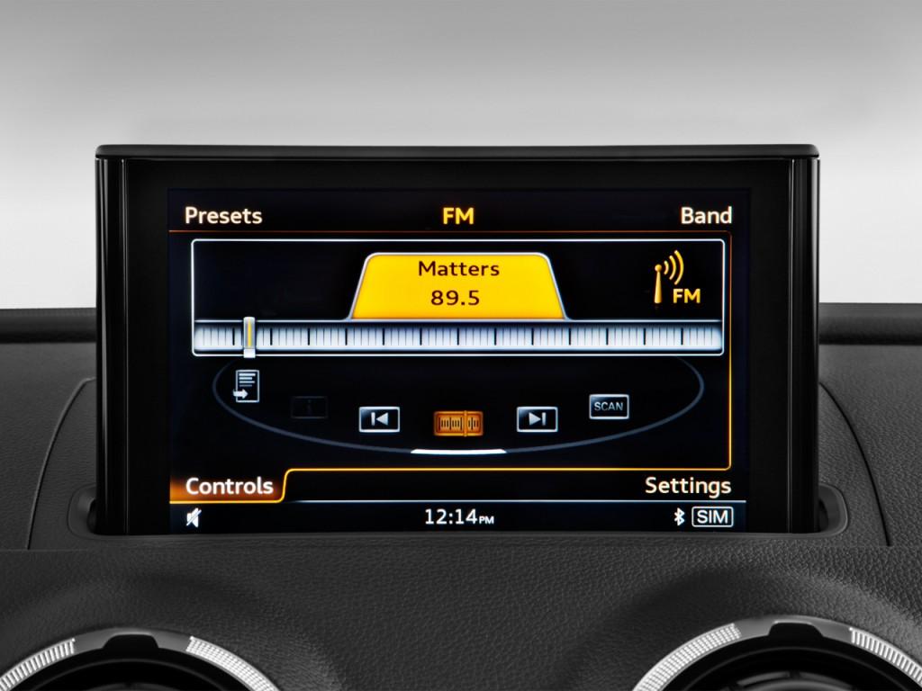 image 2016 audi a3 2 door cabriolet fwd 1 8t premium audio system size 1024 x 768 type gif. Black Bedroom Furniture Sets. Home Design Ideas