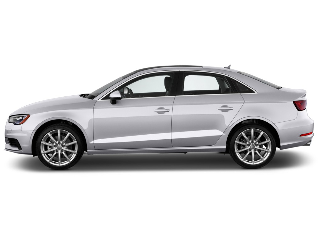 Image 2016 Audi A3 4 Door Sedan Fwd 1 8t Prestige Side Exterior View Size 1024 X 768 Type