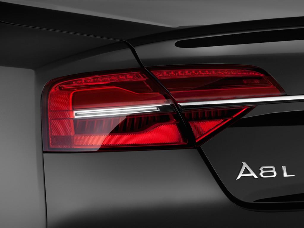 Image 2016 Audi A8 L Tail Light Size 1024 X 768 Type