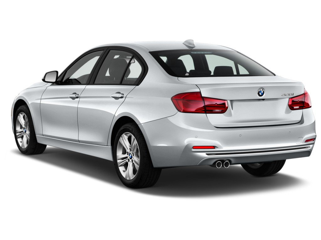 Image 2016 Bmw 3 Series 4 Door Sedan 328i Rwd Angular Rear Exterior View Size 1024 X 768