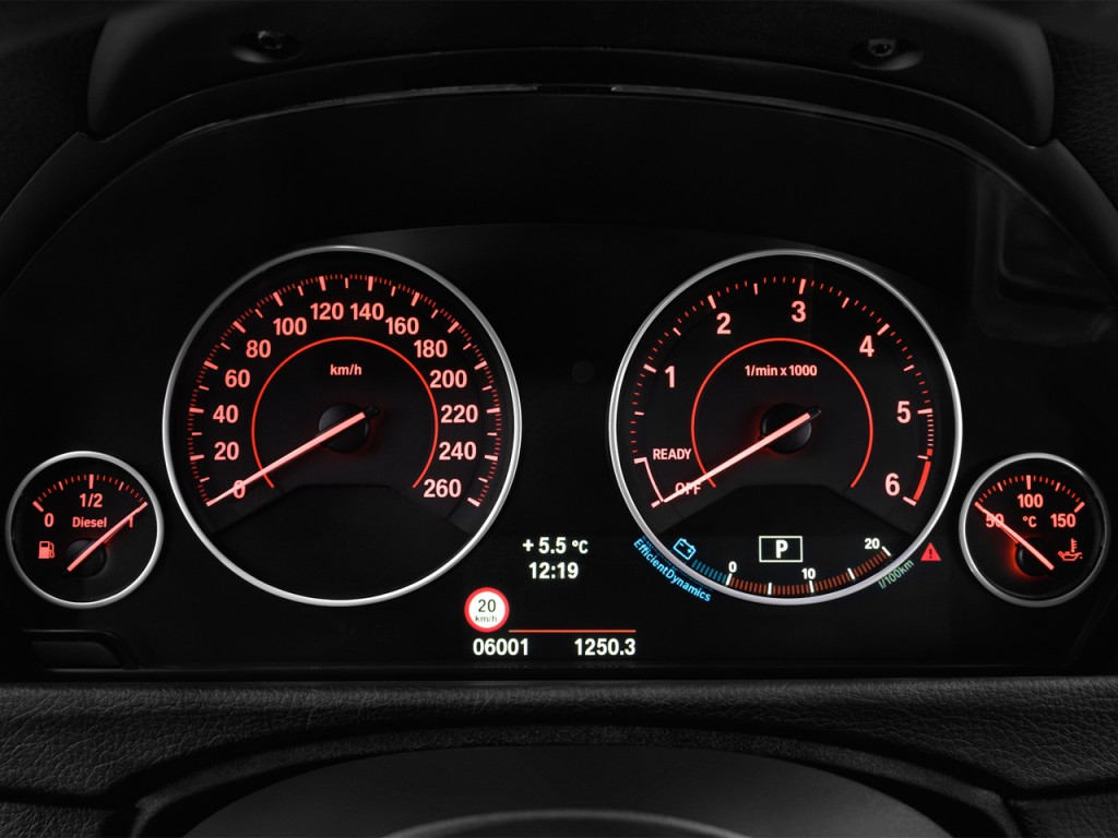 Image 2016 Bmw 4 Series 2 Door Coupe 428i Rwd Instrument Cluster Size 1024 X 768 Type Gif