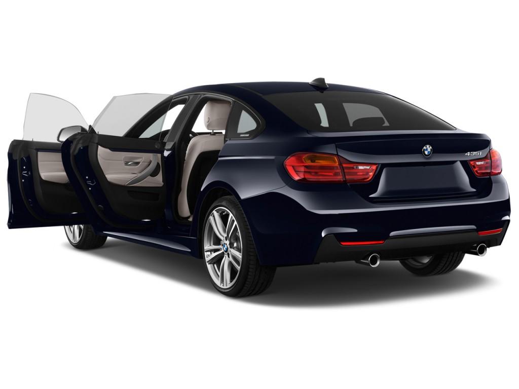 Image 2016 Bmw 4 Series 4 Door Sedan 435i Rwd Gran Coupe