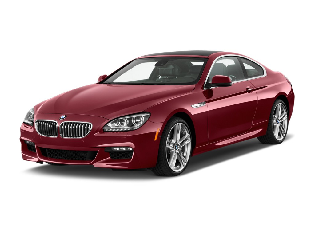 Image 2016 Bmw 6 Series 2 Door Coupe 650i Rwd Angular