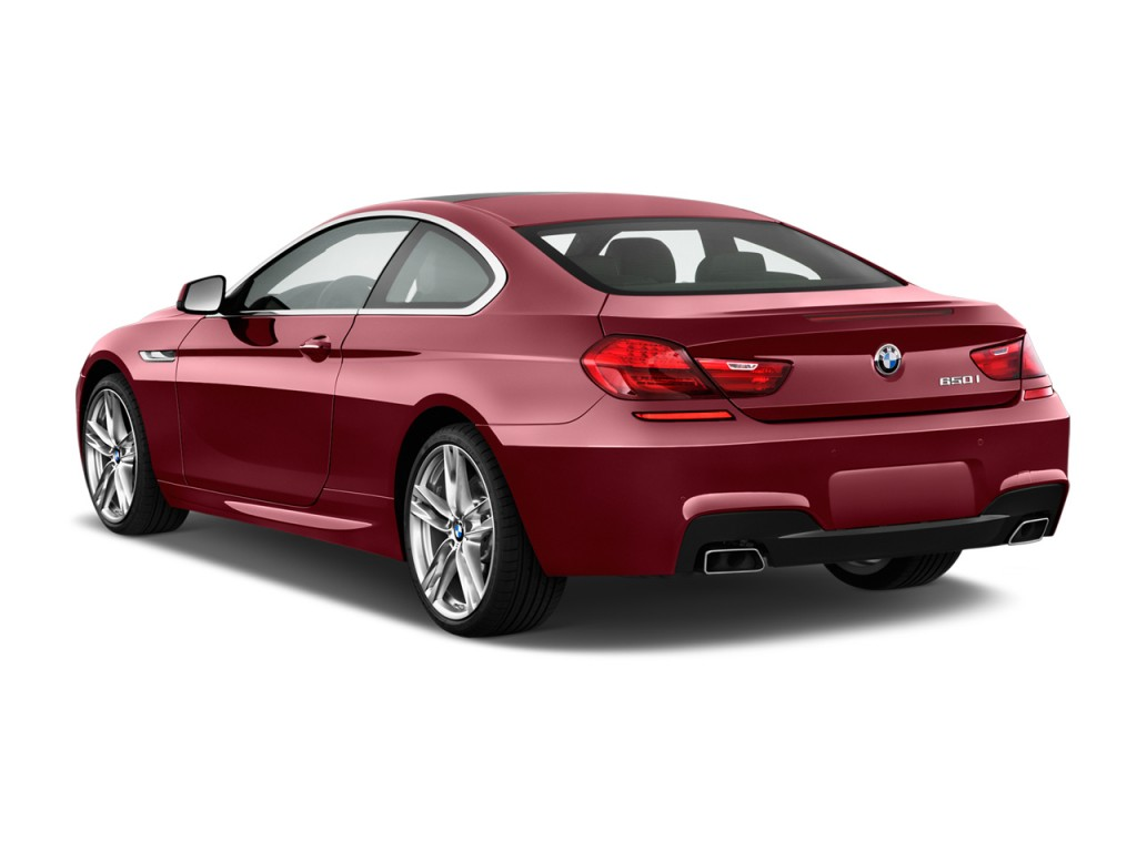 Image 2016 Bmw 6 Series 2 Door Coupe 650i Rwd Angular Rear Exterior View Size 1024 X 768