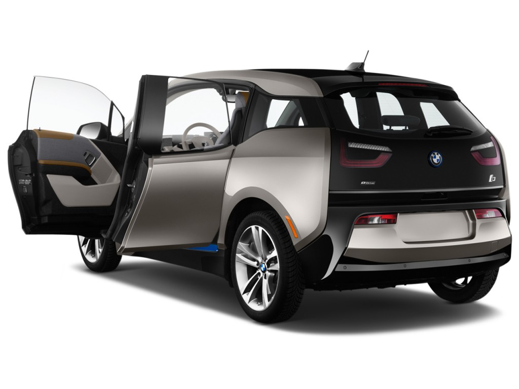 Image 2016 Bmw I3 4 Door Hb Open Doors Size 1024 X 768 Type Gif Posted On September 23