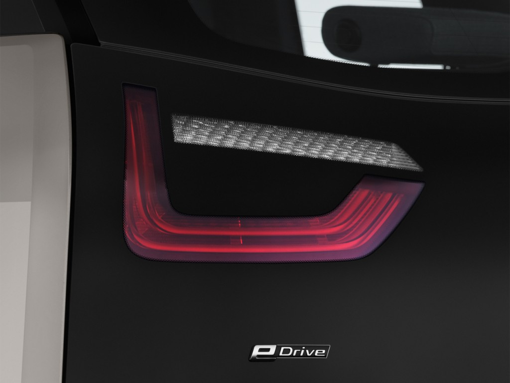 Image 2016 Bmw I3 4 Door Hb Tail Light Size 1024 X 768 Type Gif Posted On September 23