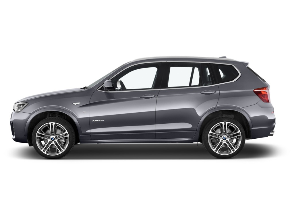 Image 2016 Bmw X3 Awd 4 Door Xdrive28d Side Exterior View Size 1024 X 768 Type Gif Posted