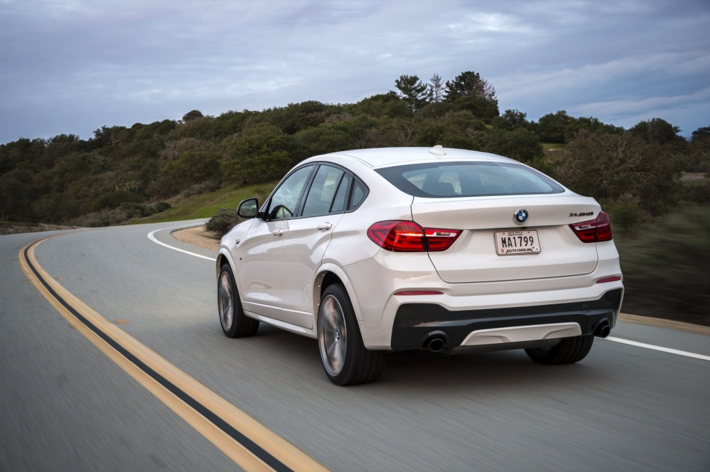 Image 2016 Bmw X4 M40i Size 1024 X 681 Type Gif Posted On March 4 2016 8 14 Pm Green