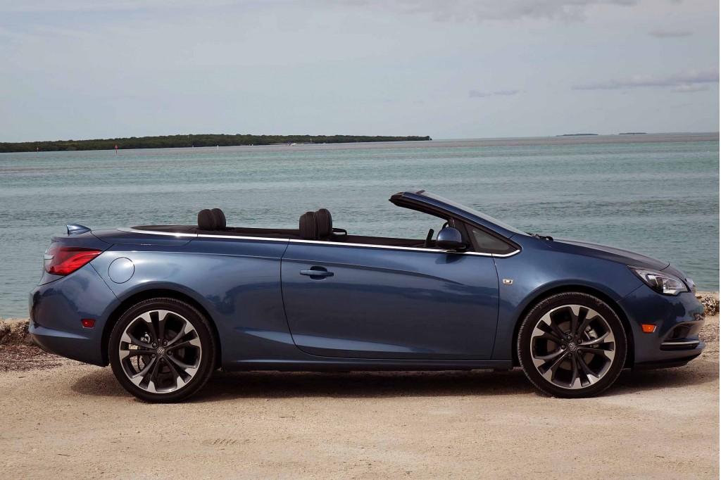 Image: 2016 Buick Cascada, size: 1024 x 682, type: gif ...