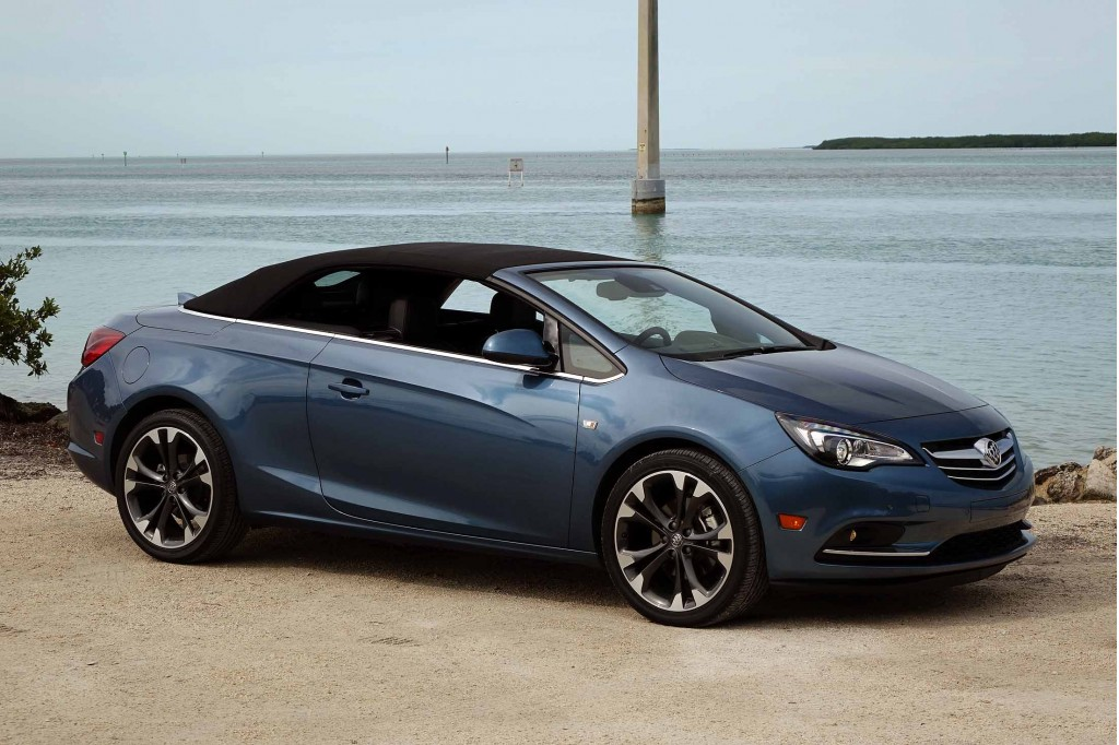 Image 2016 Buick Cascada Size 1024 X 682 Type Gif