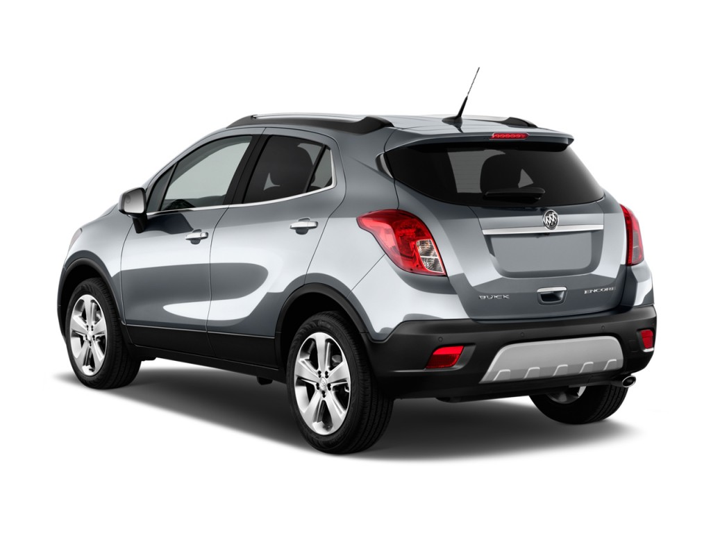 image 2016 buick encore fwd 4 door sport touring angular rear exterior view size 1024 x 768. Black Bedroom Furniture Sets. Home Design Ideas