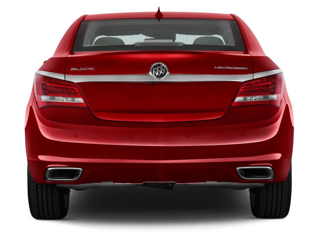 Image 2016 Buick Lacrosse 4 Door Sedan Fwd Rear Exterior View Size 1024 X 768 Type Gif