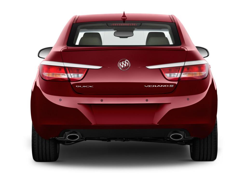 Image 2016 Buick Verano 4 Door Sedan Premium Turbo Group