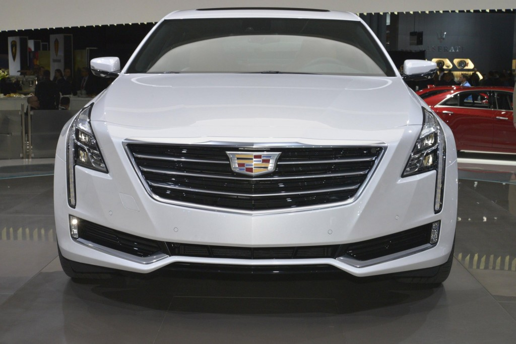 new car releases april 2015Image 2016 Cadillac CT6 2015 New York Auto Show size 1024 x