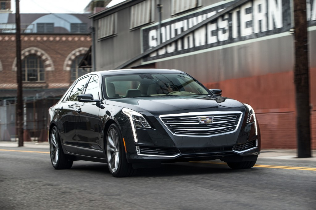 2016 Cadillac CT6 first drive review