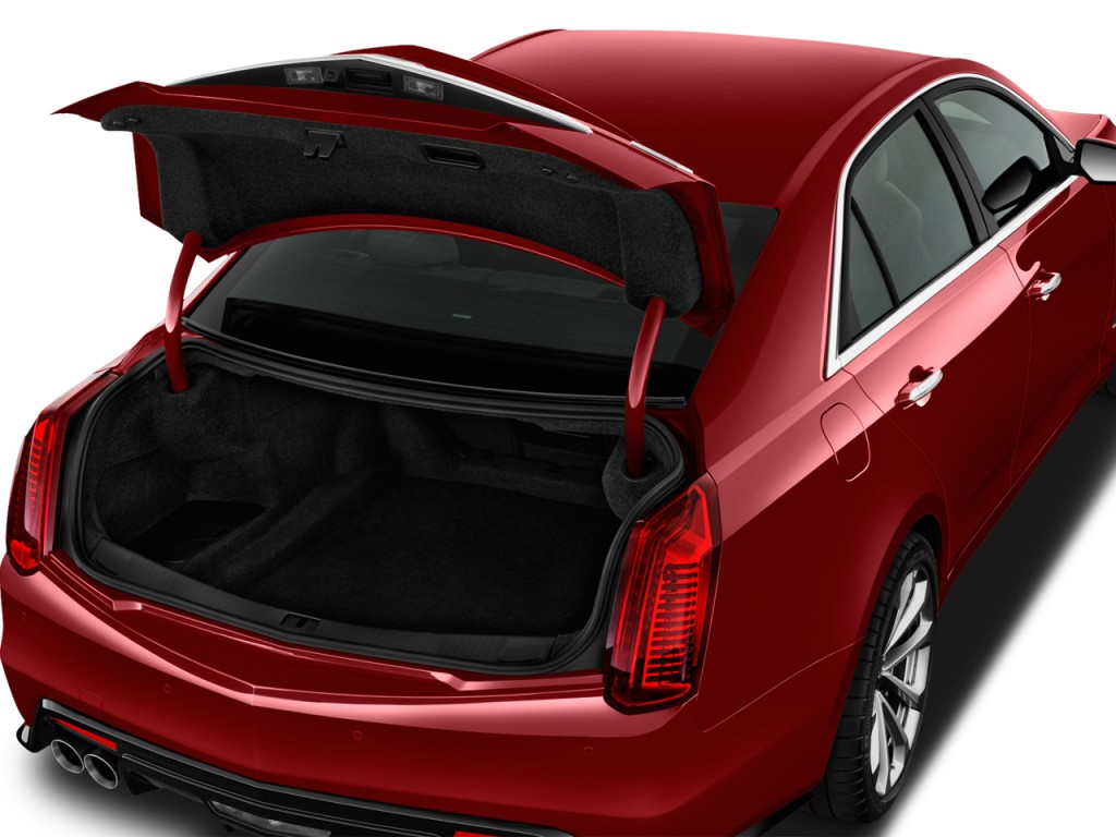 Image 2016 Cadillac Cts V 4 Door Sedan Trunk Size 1024